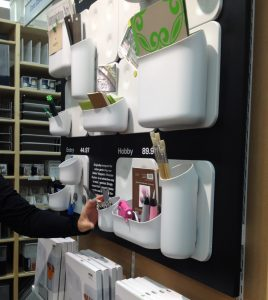 Get Organized with the Urbio Modular Magnetic System from The Container Store.