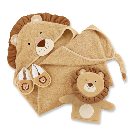 Best Bathtime Gifts for Baby | Hooded Towel Set