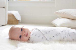 Best Baby Gifts   Muslin Swaddle Blankets
