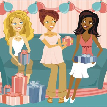 Who Traditionally Throws A Baby Shower? Is It Okay For A Family Member To  Host It?