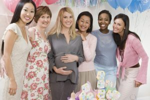 Who hosts a baby shower? Baby Shower Etiquette