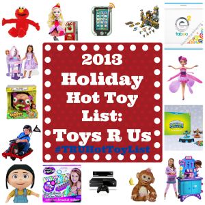2013 Holiday Hot Toy List