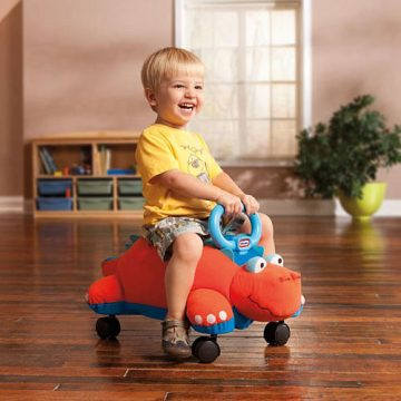 Little Tikes Pillow Racer - Dino