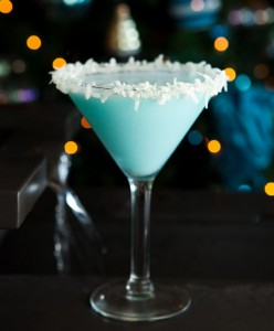 Coco-Snowball Winter Winter Cocktail