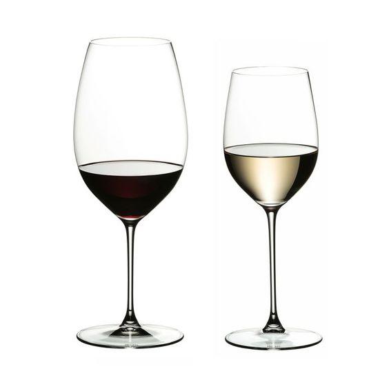 Riedel Veritas Chardonnay/Cabernet Wine Glasses