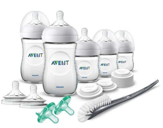 Buy Buy Baby Top 20 Registry Items | Natural Baby Bottle Starter Set