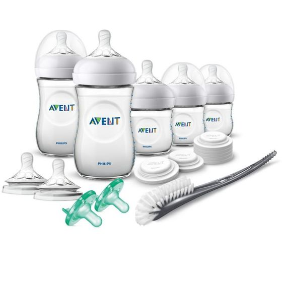 Buy Buy Baby Top 20 Registry Items | Natural Baby Bottle Starter Set