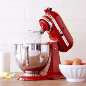 Best Bridal Registry Kitchen Appliances | KitchenAid Stand Mixer
