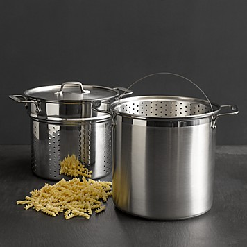 all clad pasta pot. All-clad Pasta Pots All Clad Pot