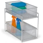 mesh sliding drawers