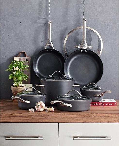 Macy's Top Registry Gifts | Calphalon Nonstick Cookware