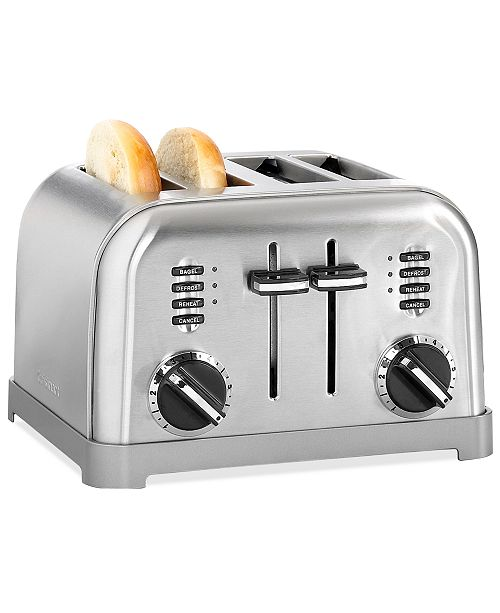 Macy's Top Registry Gifts | Cuisinart Classic Toaster