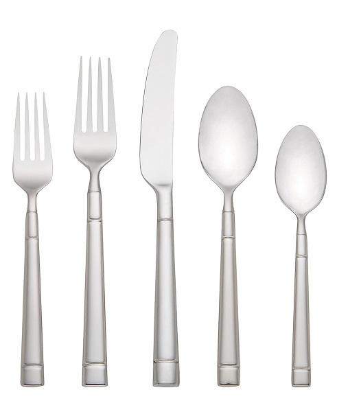Macy's Top Registry Gifts | Kate Spade Fair Harbor silverware