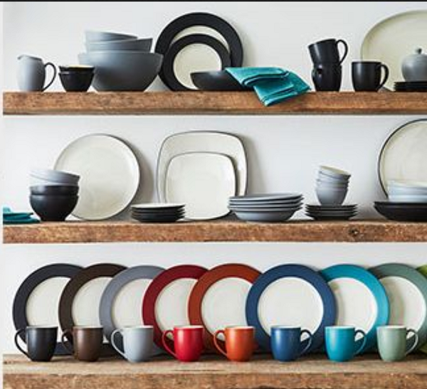 Macy's Top Registry Gifts | Noritake Colorwave Dinnerware