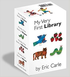 Best Baby Shower Gifts | Eric Carle Book Set