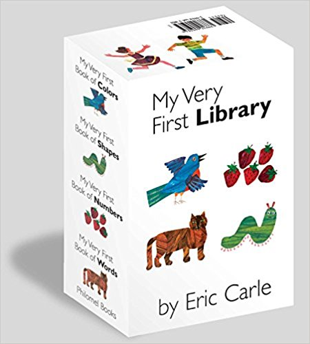 Best Baby Shower Gifts   Eric Carle Book Set