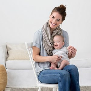 Useful Baby Shower Gifts | Nursing Scarf