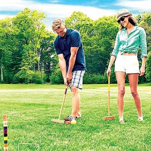 Non Traditional Wedding Registry Items | Lawn Games