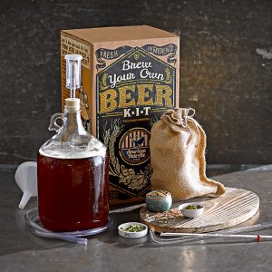 Unique Wedding Registry Gift   DIY Food and Beer Making Kits
