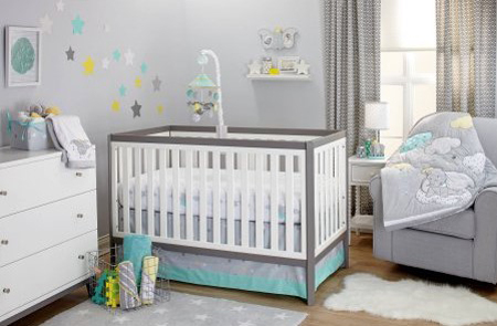 Disney Baby Crib Bedding