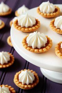 Fall Bridal Shower Desserts