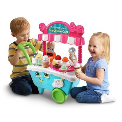 Holiday Gifts for Kids Under 2 | LeapFrog Ice Cream Cart