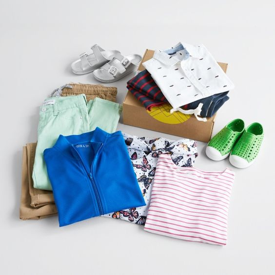 Holiday Gifts for Kids Under 2 | Stitch Fix for Kids