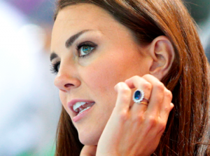 Dutches Kate Engagement Ring