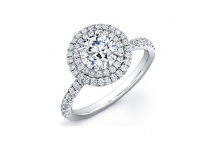 Engagement Ring by Rahaminov featuring Forevermark