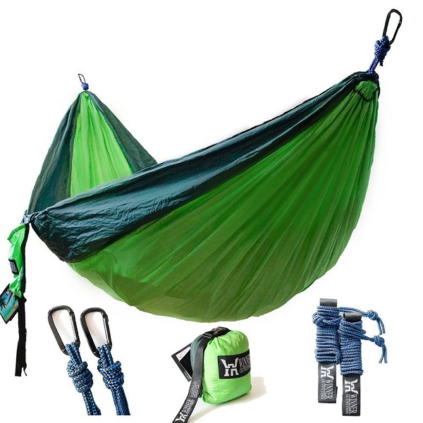 Outdoor Wedding Registry Gifts | Double Hammock