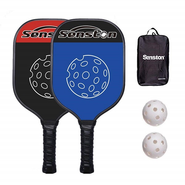Adding a pickleball set to your registry means there's tons of beach fun in your future!