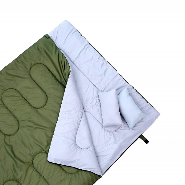 Wedding Registry Items for the Adventurous Couple | 2-Person Sleeping Bag