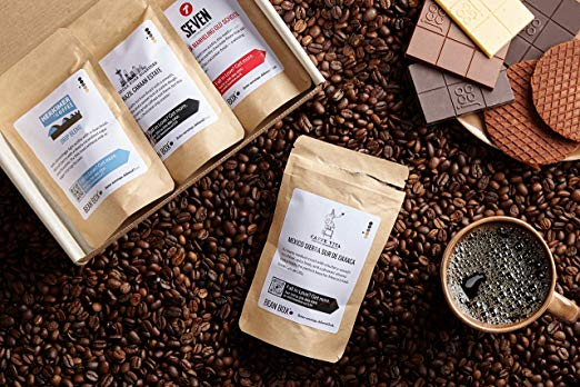 Coffee Sampler Subscription Box Wedding Registry Item