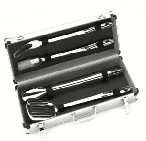 Grill Tools Wedding Gift for Groom