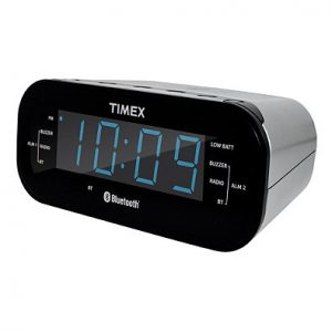 Top Dorm Essentials from Bed Bath and Beyond: Bluetooth Alarm Clock
