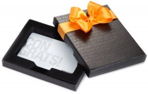 Great Gifts for Graduates - Gift Cards