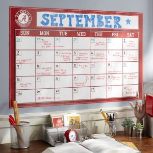 Great Gifts for Graduates- Dry Erase Calendar