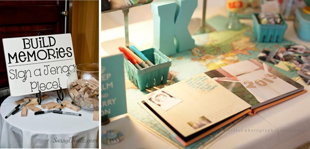 Graduation Party Guestbook Ideas