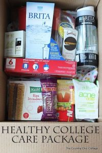 Gifts Grads Want | Healthy Care Package