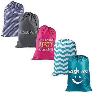 Top Dorm Essentials from Bed Bath and Beyond: Novelty Laundry Bag