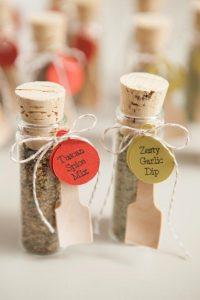 Spice Dip Favor DIY