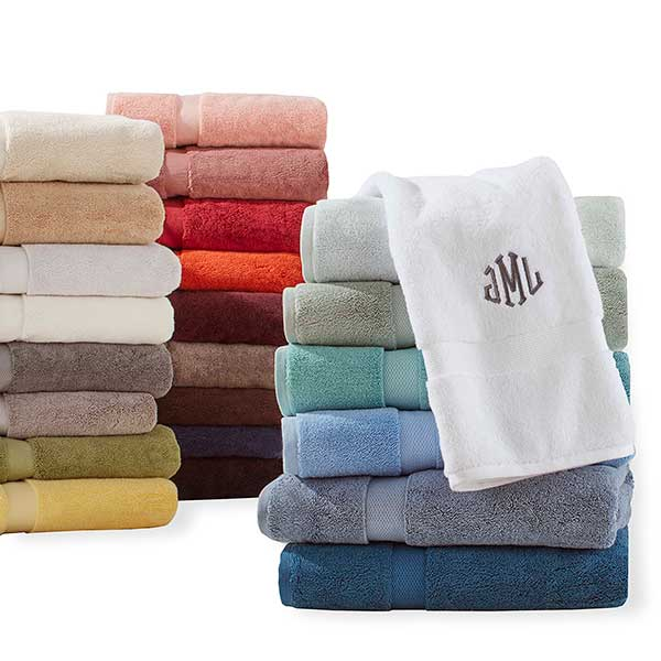 Gifts Grads Want | Monogrammed Towels