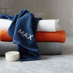 Great Gifts for Graduates - Personalized Absorbent Towels