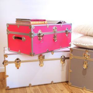 Great Gifts for Graduates- Large Storage Trunks