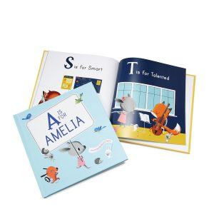 Top Gifts for a 1 Year old: Personalized M is for Me Book