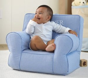 Great Gifts for a One Year Old: PB Kids My First Anywhere Chair