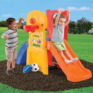 Gifts We Love for a One Year Old: Step 2 All-Star Sports Climber