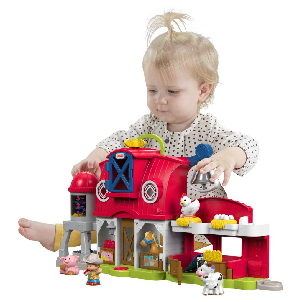 Great Gifts for a 1 Year Old | Fisher Price Farm