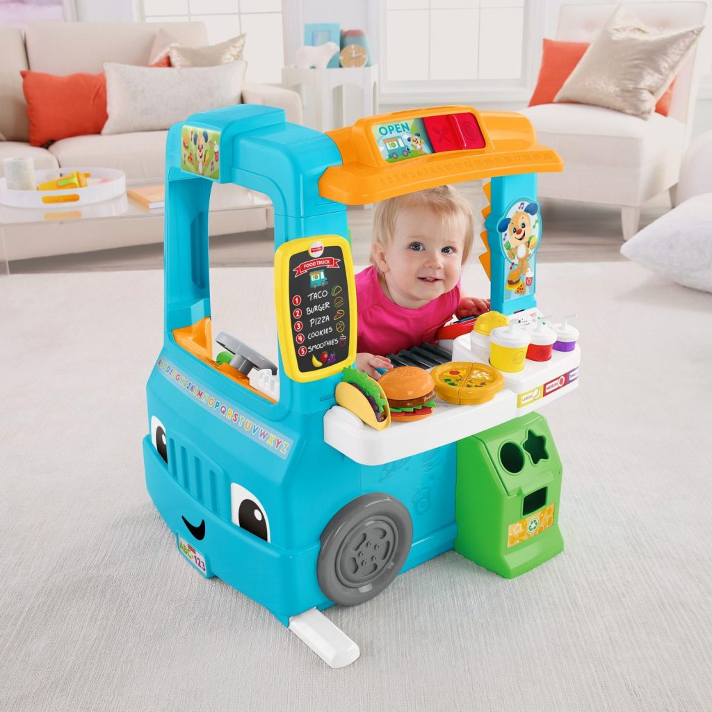 Top Gifts for a 1st Birthday | Fisher Price Food Truck