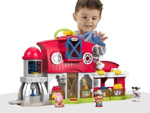 Great Gifts for a 1 Year Old- New Fisher Price Farm